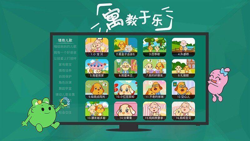 幼儿情商培养TV版