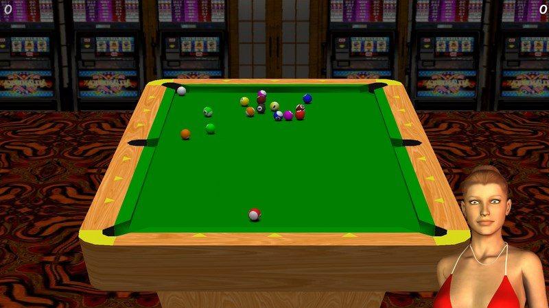 3D桌球TV版