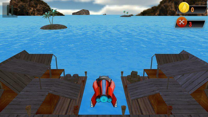 急速赛艇TV版