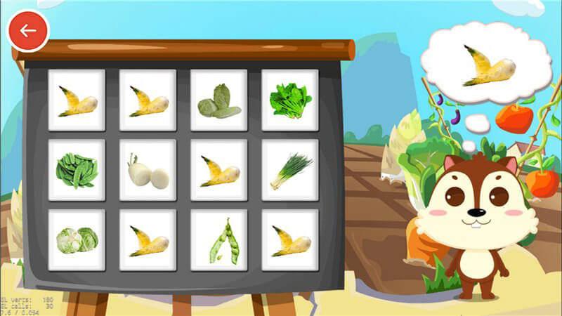 宝贝学认蔬菜TV版
