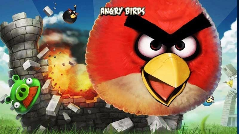 愤怒的小鸟TV版