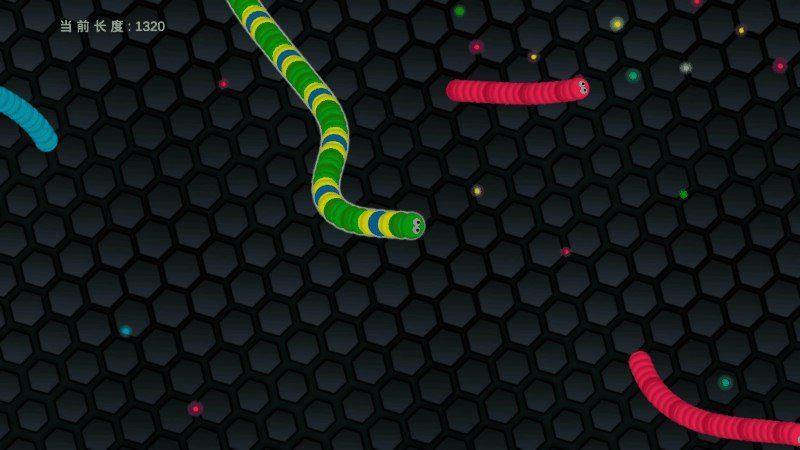 欢乐贪吃蛇TV版