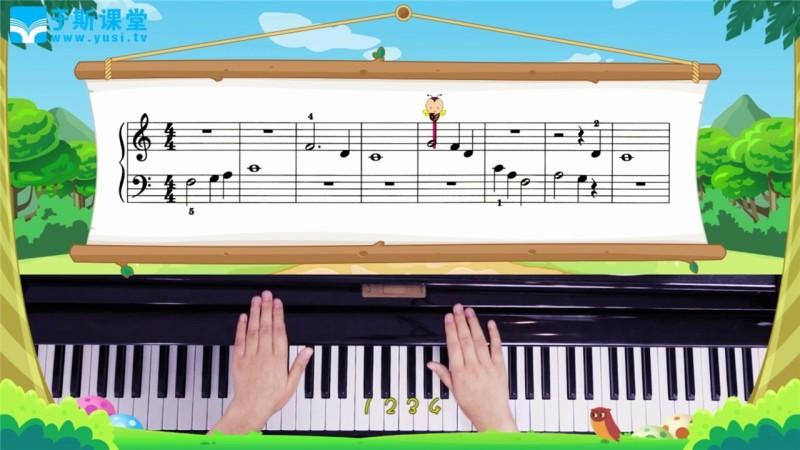 少儿钢琴课TV版