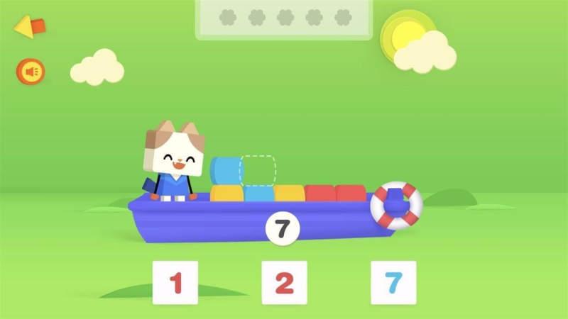 智梦优学猫数学TV版