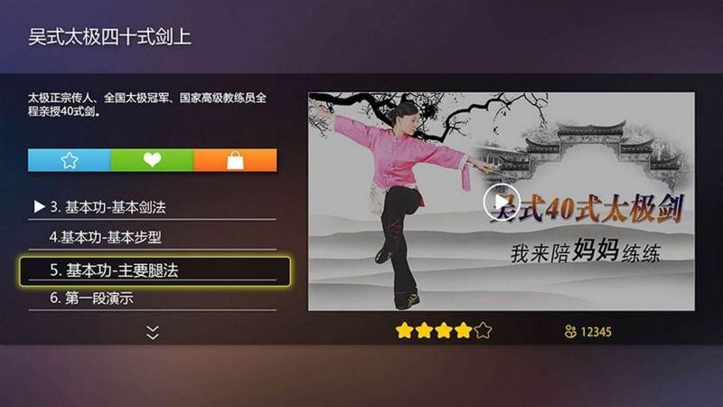 中华太极TV版
