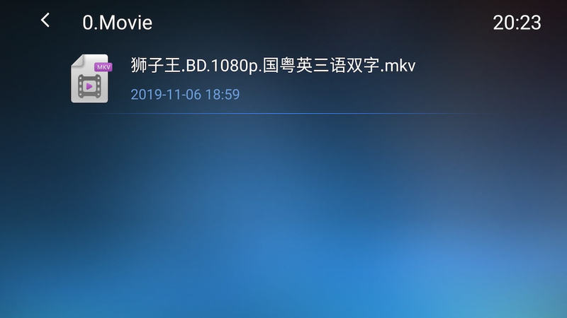 FamilyPlayerTV版