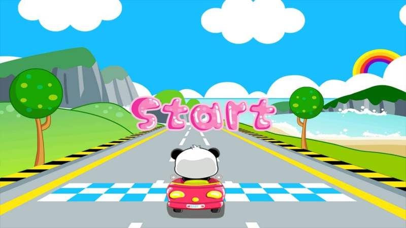 熊猫卡丁车TV版